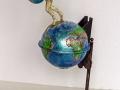 Friedkin_Debra_1_I Gave my Daughters the World_Sculpture_16X8X6_2016