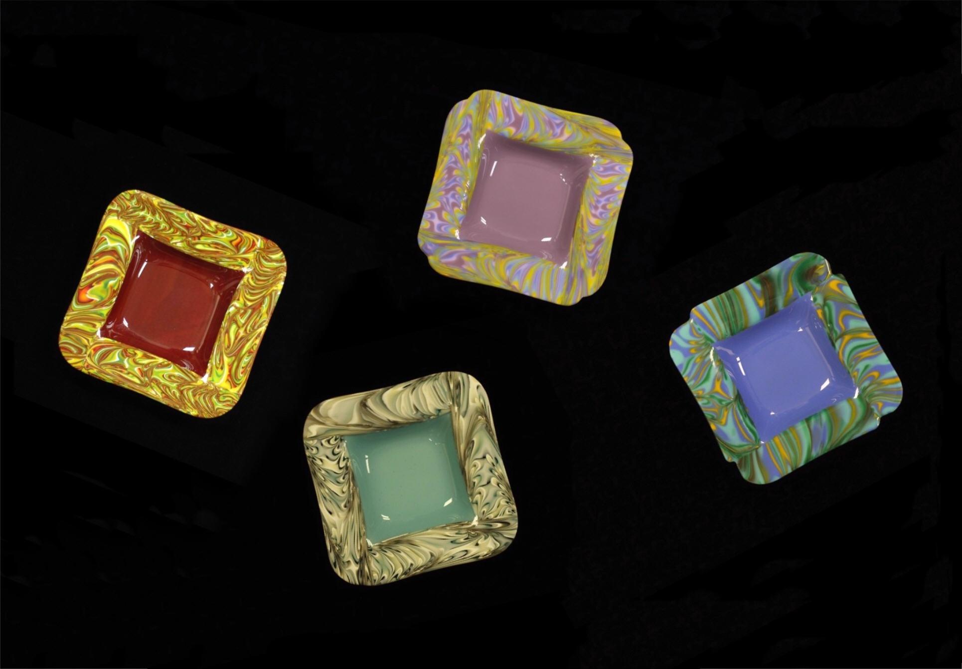 the-Four-Season-glass-Bowls
