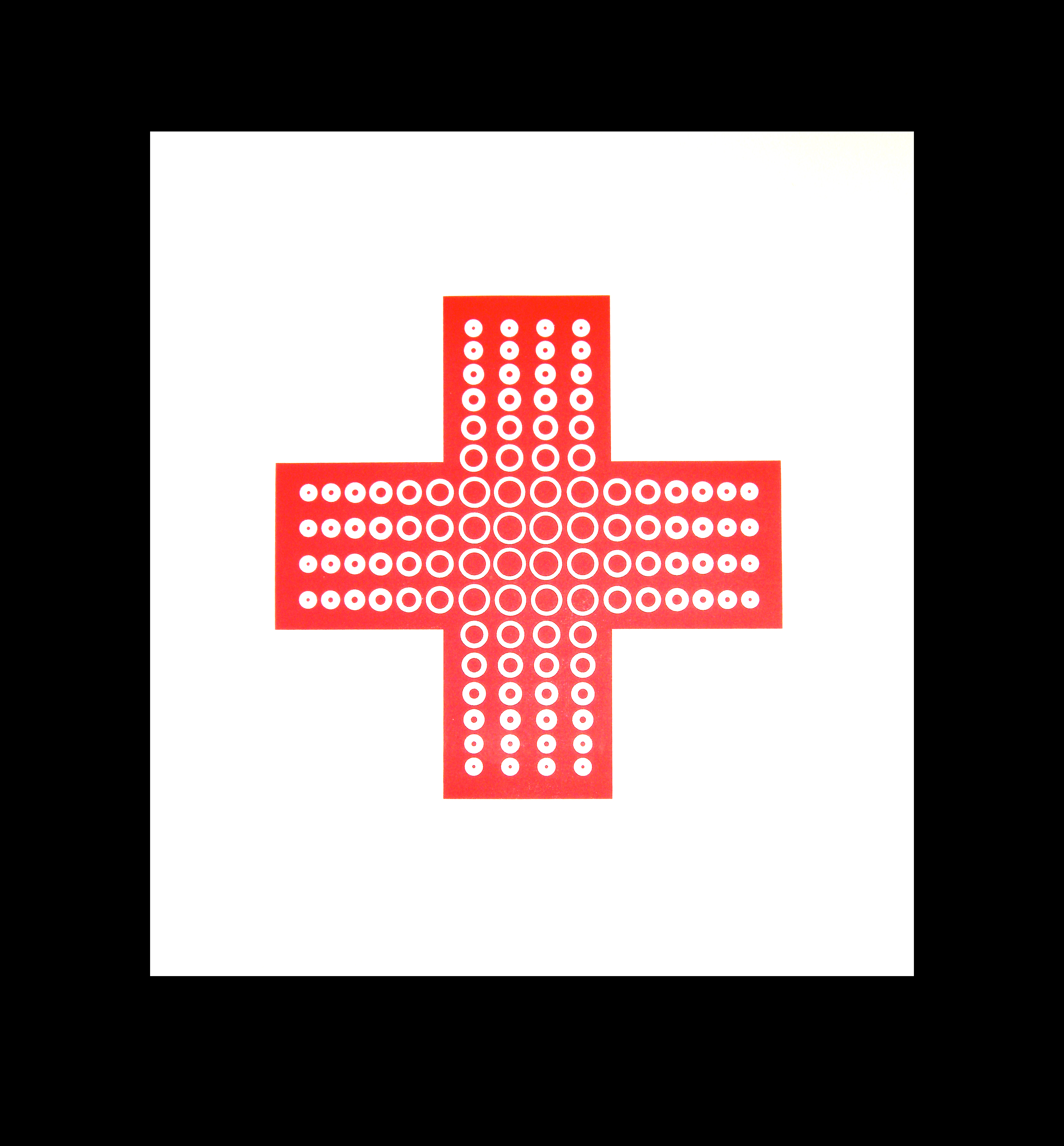 Yuko-K.-Red-Cross-with-Silver-BubblesYuko-K