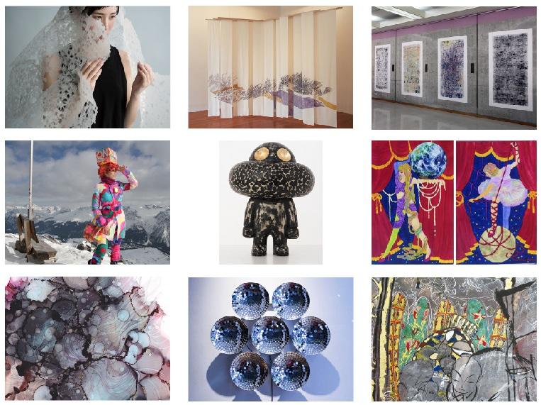 JART8th Japanese Emerging Artists Exhibition