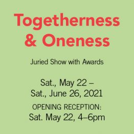 togertherness-and-oness exhibition